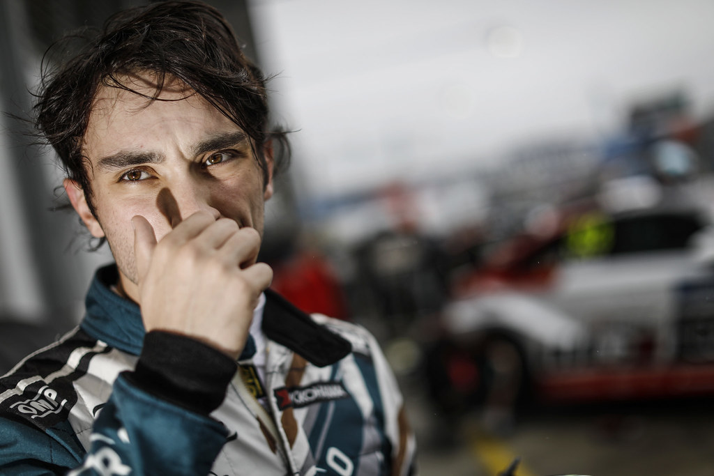FILIPPI John (FRA), Team Oscaro by Campos Racing, Cupra TCR, portrait during the 2018 FIA WTCR World Touring Car cup of Nurburgring, Germany from May 10 to 12 - Photo Francois Flamand / DPPI