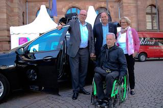 Opel bei Inklusionsfest in Wiesbaden