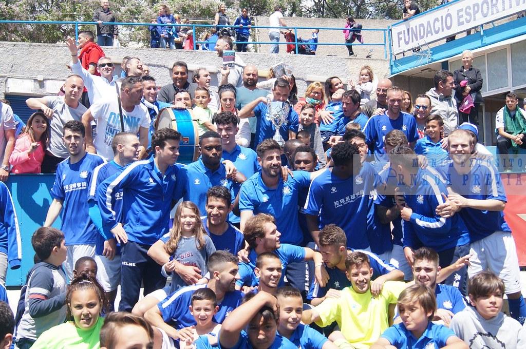 Ascenso Fundació Esportiva Grama