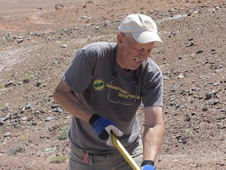 Sandra & Geoff Freethey, Lifetime Achievement, Moab Field Office (Utah)