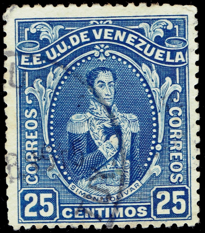 Venezueala - Scott #258 (1914)
