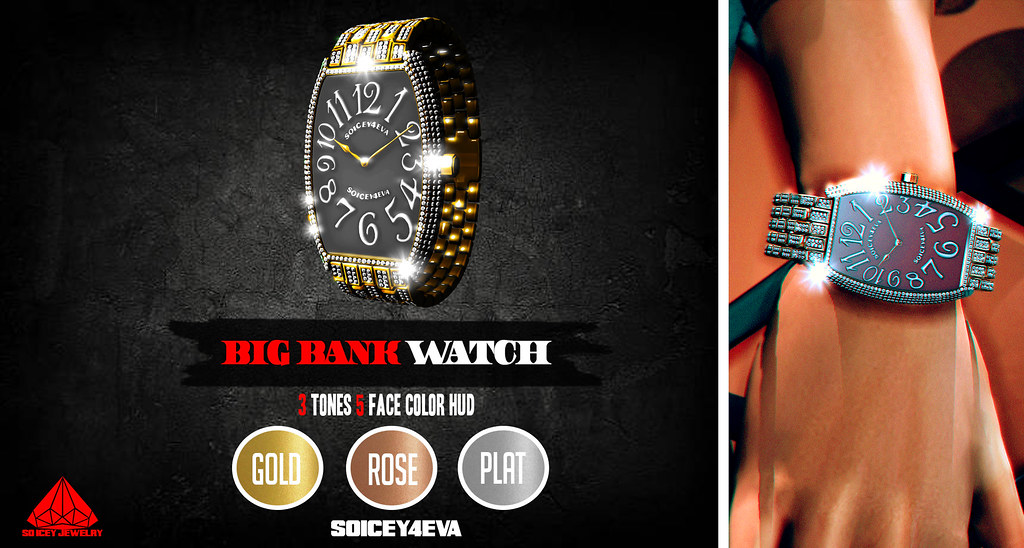 ?SOICEY4EVA? Big Bank Watch @DubaiEvnt