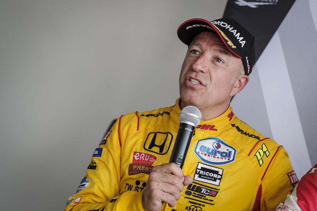 CORONEL Tom, (nld), Honda Civic TCR team Boutsen Ginion Racing, portrait during the 2018 FIA WTCR World Touring Car cup of Zandvoort, Netherlands from May 19 to 21 - Photo Francois Flamand / DPPI