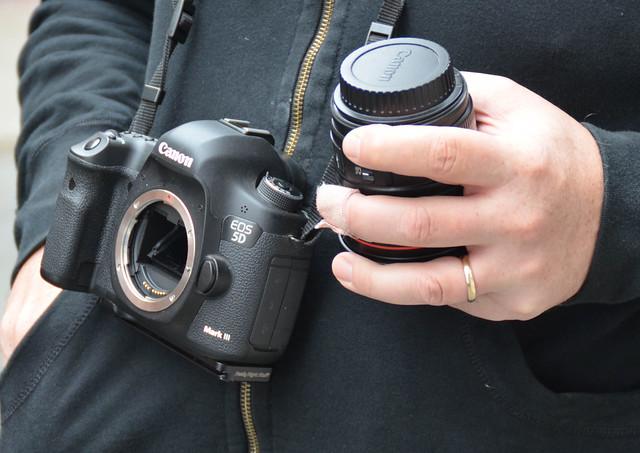 Changing Lens