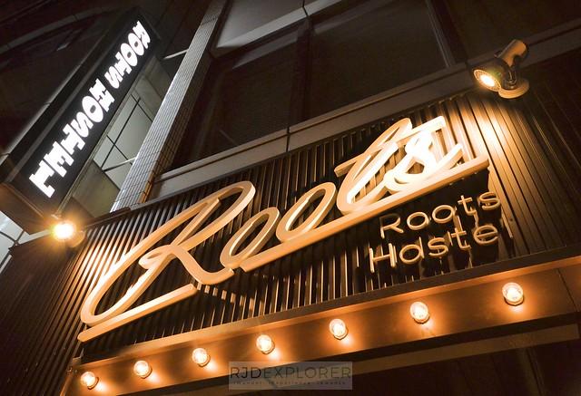 roots hostel osaka