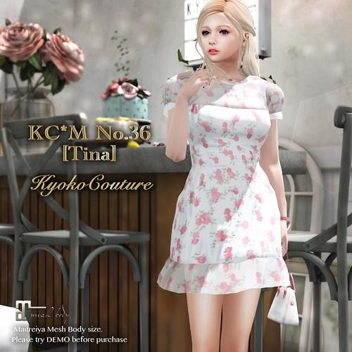 KC*M No.36[Tina]@SaNaRae