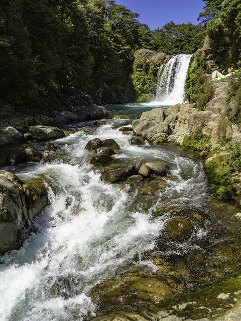 NZ Series: Gollum's Falls Tongariro