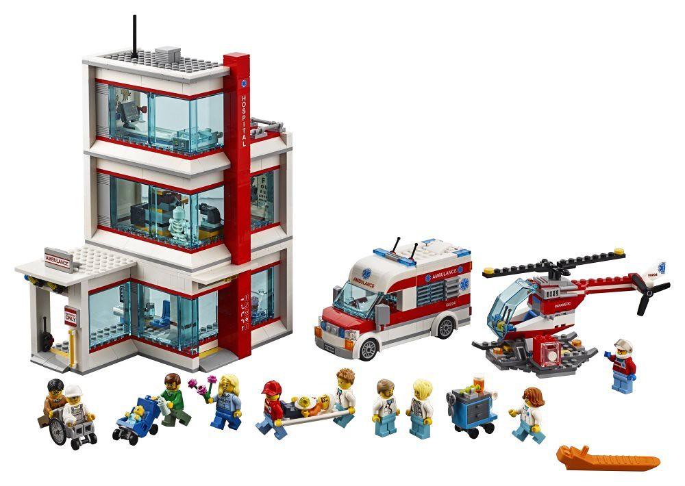 LEGO-City-60204-Hospital