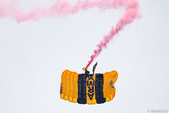 Iwakuni FD 2018 (56) U.S. Army Golden Knights