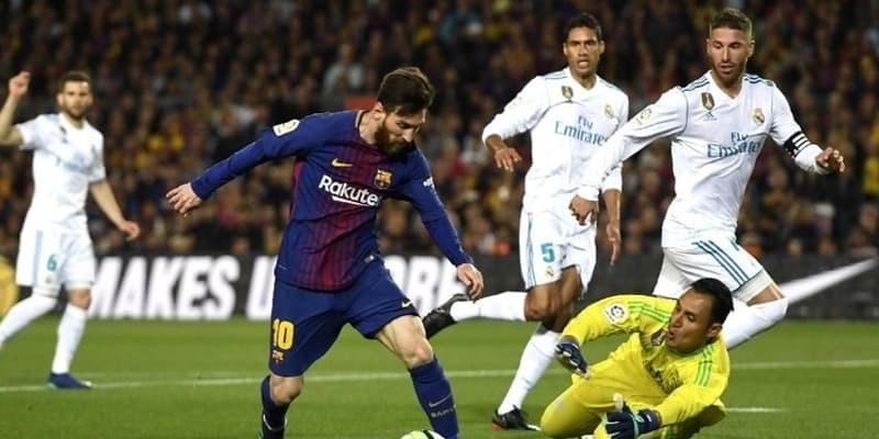 Lionel Messi Kagum Dengan Real Madrid Karena Punya Semangat yang Tinggi