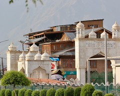 Domes of the Hazratbal