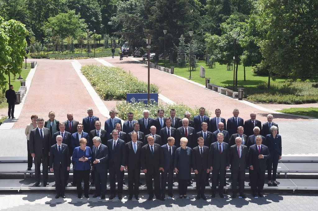The Fifth Month of the Bulgarian Presidency in Pictures