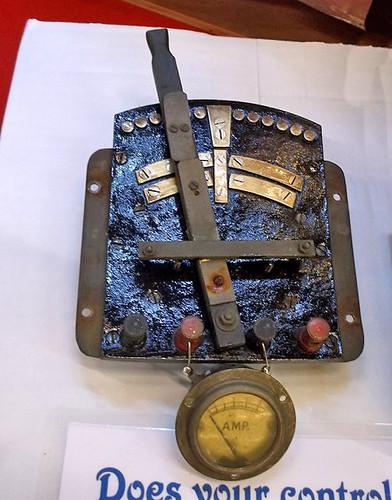 Vintage controller