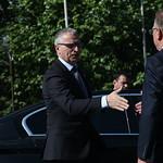 EU – Western Balkans Summit: Arrival
