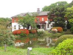 Former Tokyo Medical School built in 1876