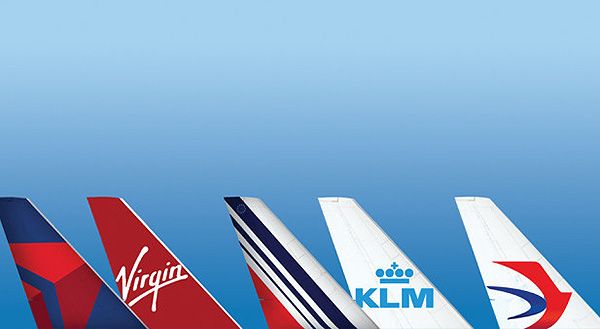 Air France, KLM, Delta, Virgin Atlantic, China Eastern (Foto Air France)