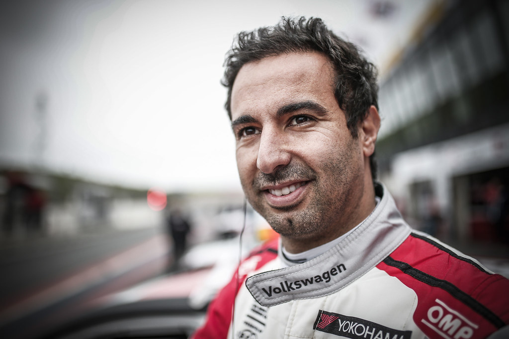 BENNANI Mehdi (mar), Volkswagen Golf GTI TCR team Sebastien Loeb Racing, portrait during the 2018 FIA WTCR World Touring Car cup of Zandvoort, Netherlands from May 19 to 21 - Photo Jean Michel Le Meur / DPPI