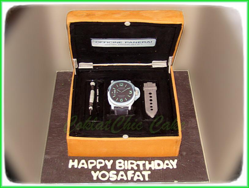 Cake Panerai YOSAFAT 20 cm