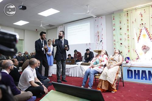 A skit by Sewa Dal Volunteers
