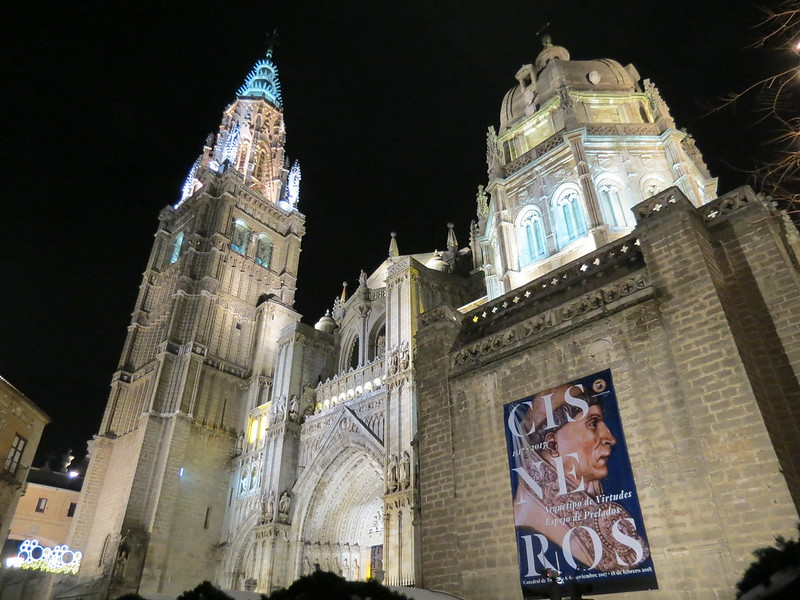 Catedral de Santa María de Toledo<br /> IMG_3204