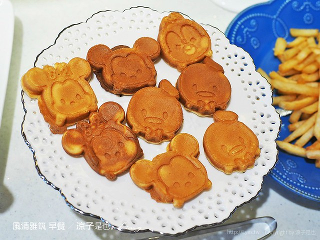 風清雅筑 早餐 12