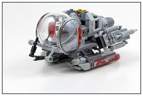 LEGO Marvel Superheroes 76109 Quantum Realm Explorers 31