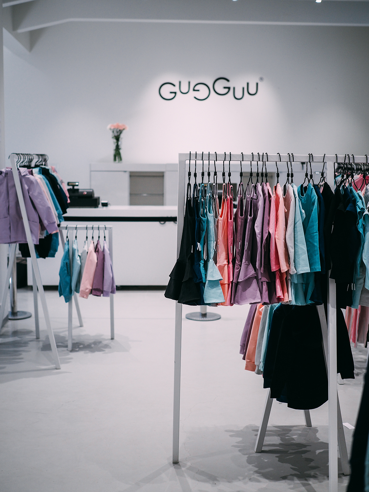 Gugguu pop-up shop