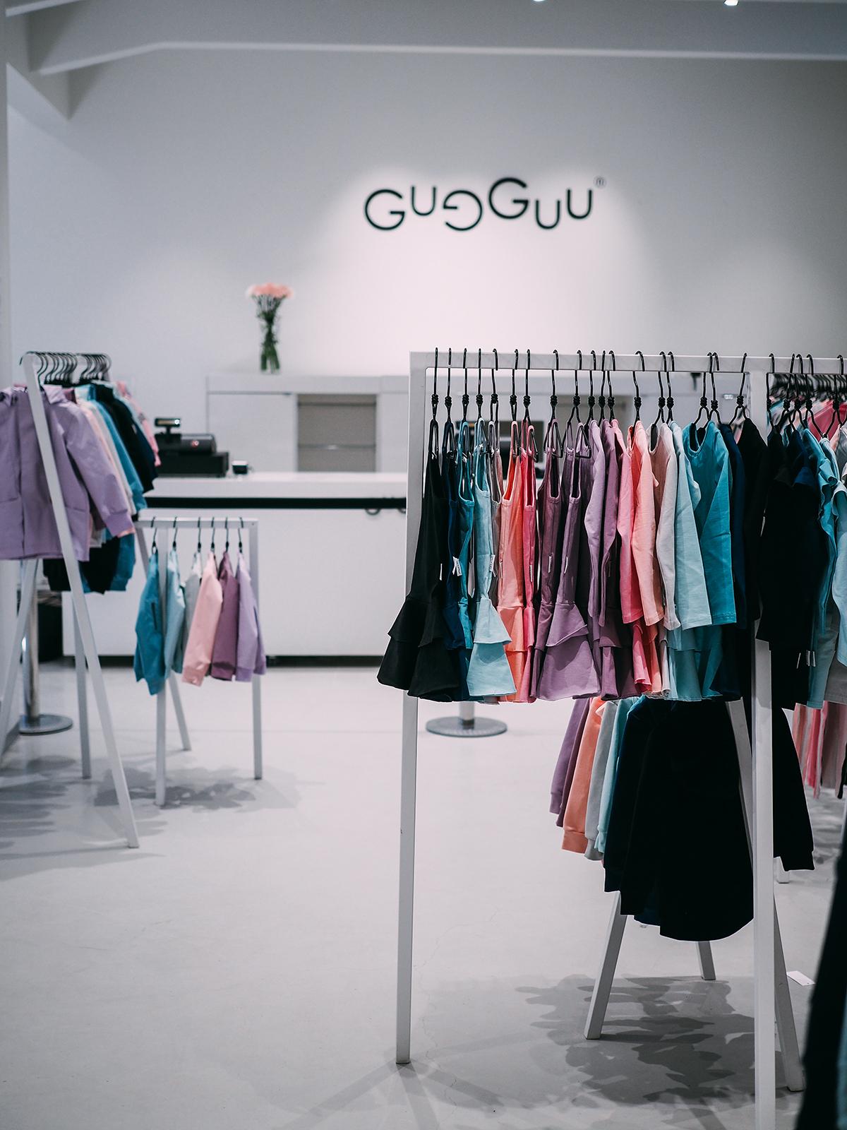 Gugguu pop-up shop