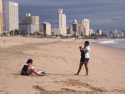 Durban Addington Beach