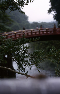 Shinkyo bridge***Nikko