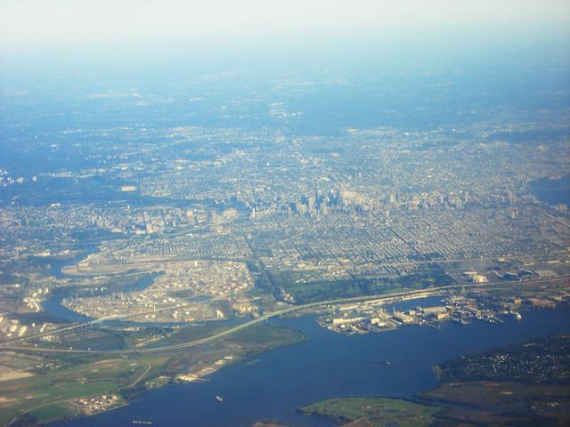 Philadelphia From The Sky Flickr Photo Sharing