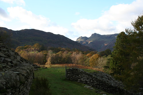 Great Langdale in October