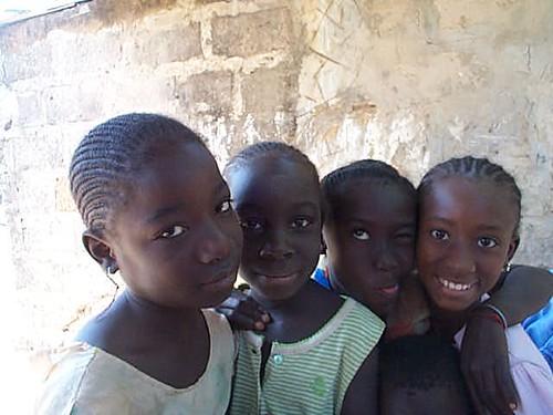 Girls in Sebikhotan