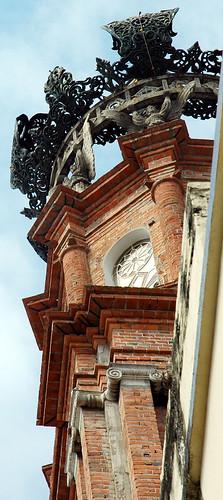 Angel crown / vajra Puerto Vallarta Iglesia de Nuestra Señora de Guadalupe by Wonderlane