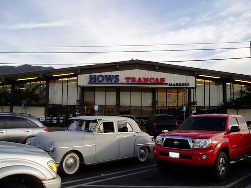 HOWS Market in Malibu