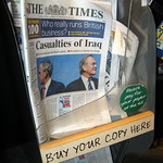 UK - London: The Times - Casualties of Iraq