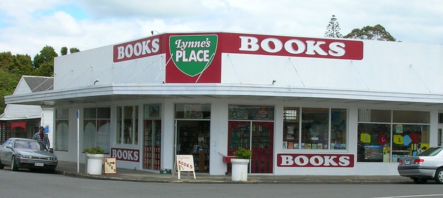 Kaitaia, NZ Quest for books