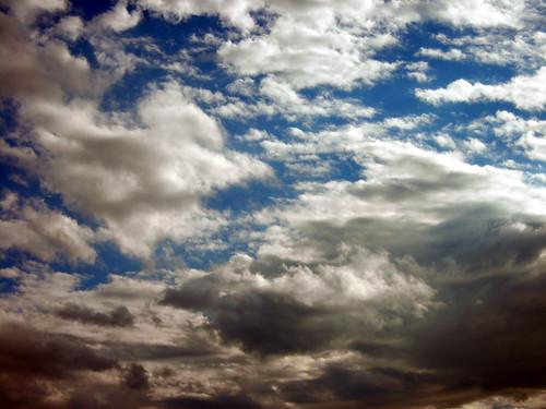 sky clouds blueskyblueskiescloud