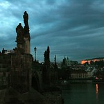 Charles Bridge and Prague Castle - Prague, Czech Republic