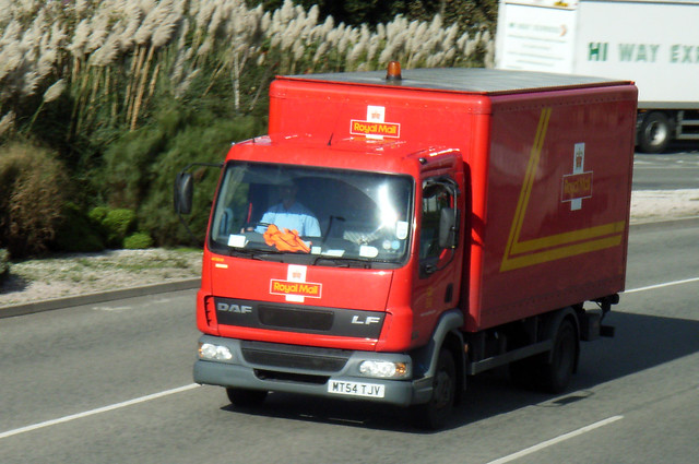 Royal Mail MT54TJV