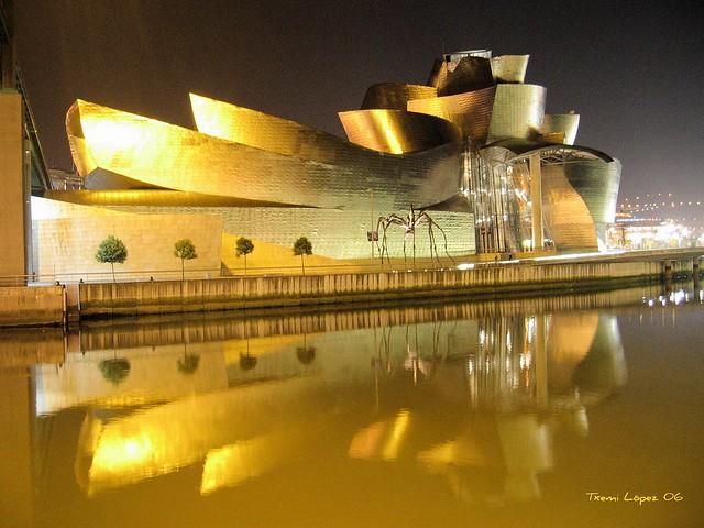 Guggenheim dorado