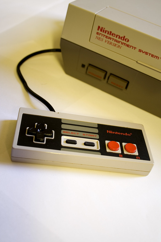 Nes and Controller