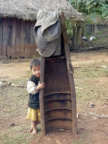 Shy Boy, Laos
