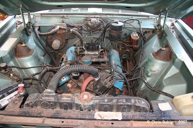 304 Amc Engine